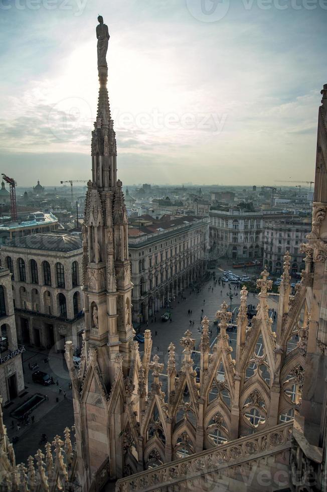 Dom von Mailand foto
