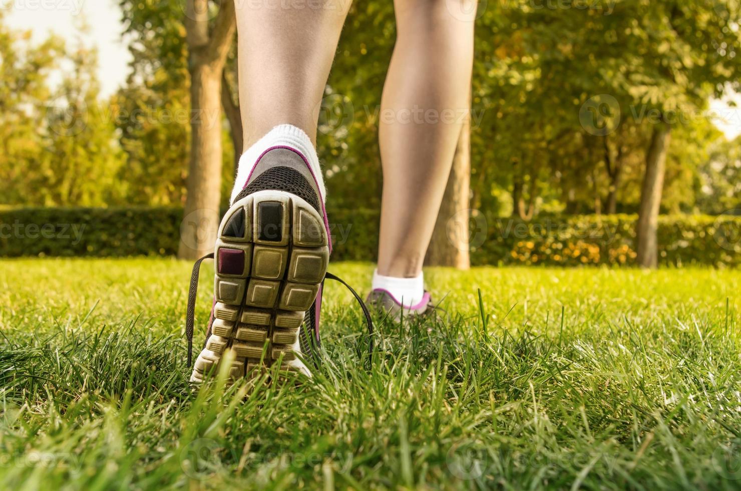 weibliche Beine foto
