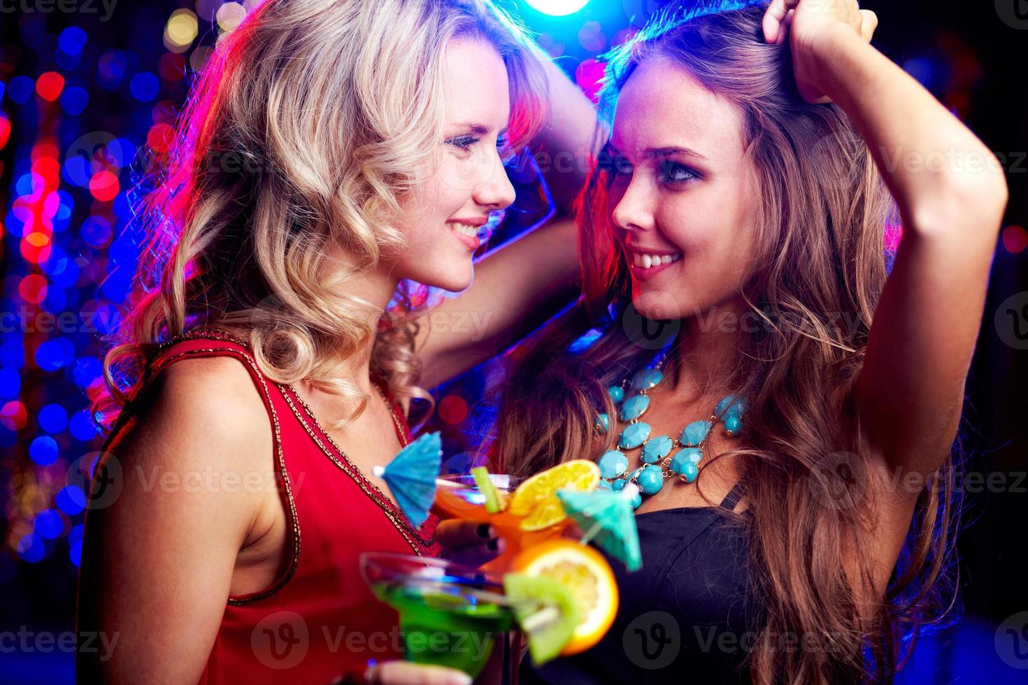 glückliche Frauen foto