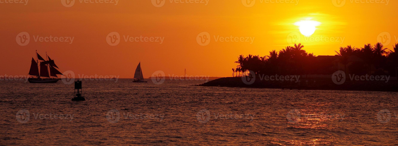 Key West Sonnenuntergang foto