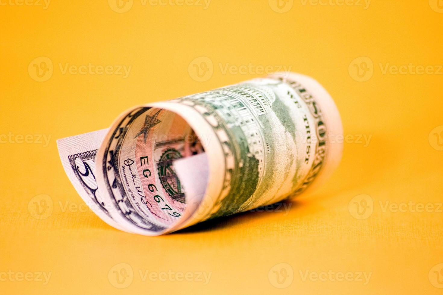 Geldserie foto