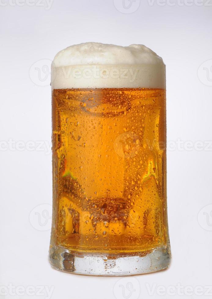 tschechisches Bier foto