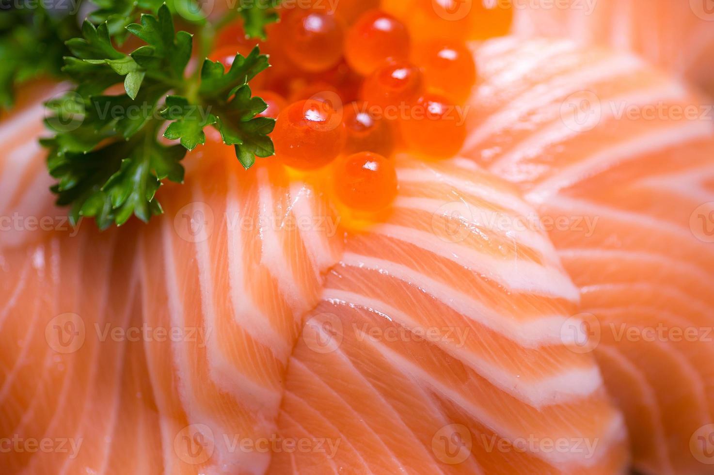 Sushi, japanischer Essensstil. foto