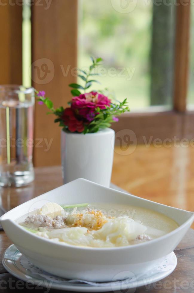 Klare Suppe foto