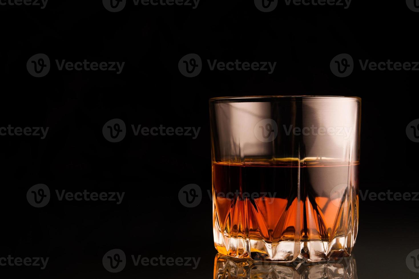 Glas Scotch Whisky foto
