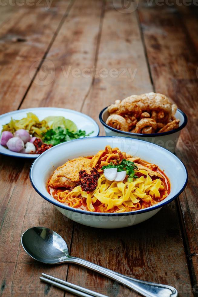 thailändisches Essen (Nordthai) foto