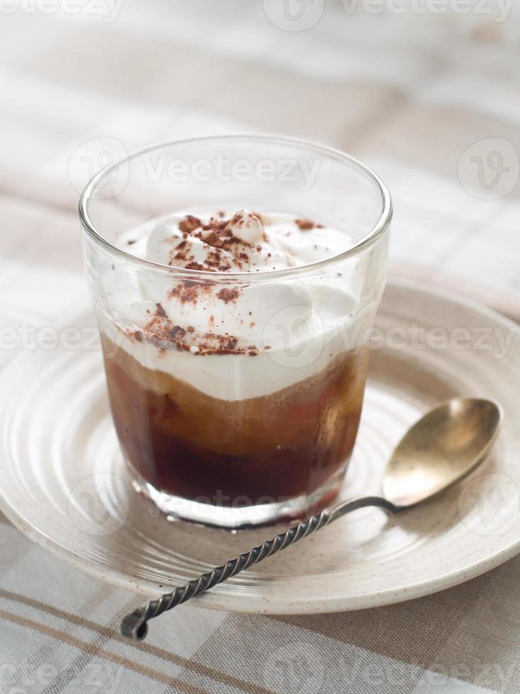 Eiskaffee foto