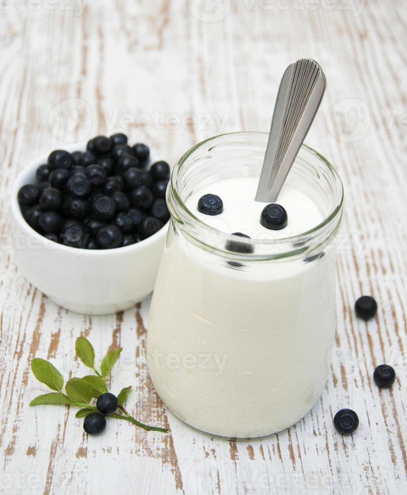 Joghurt foto