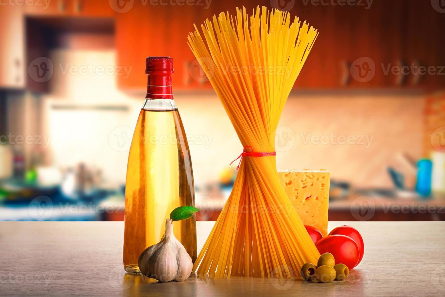 Spaghetti-Rezept foto