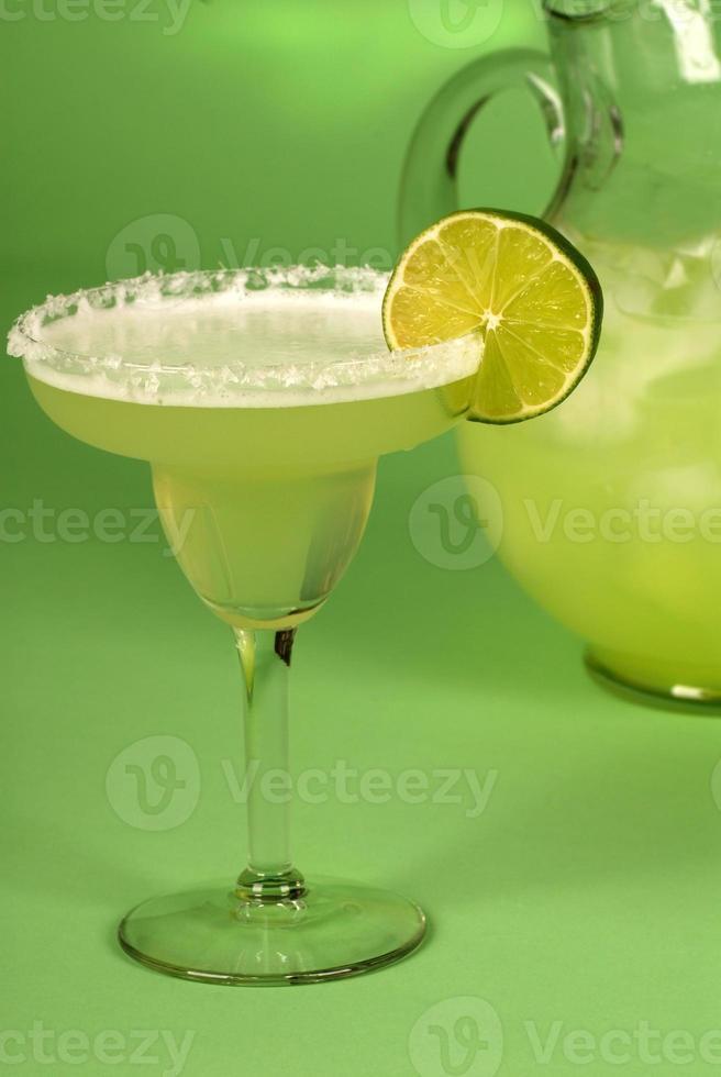 Margarita mit Limette foto
