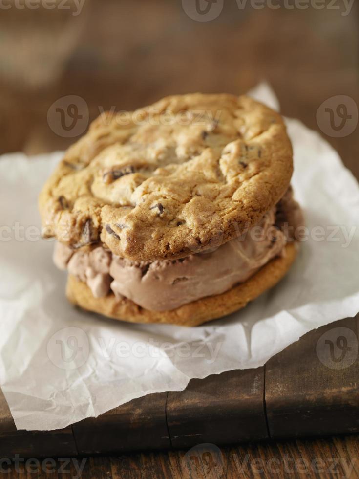 Eiscremesandwiches foto