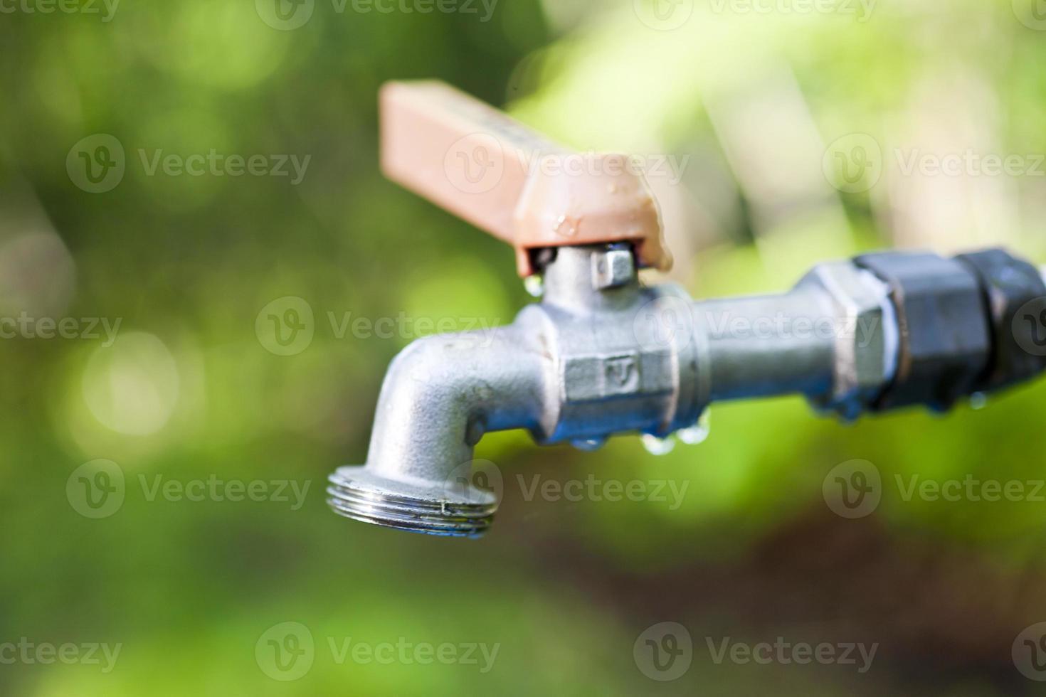 Wasserhahn foto
