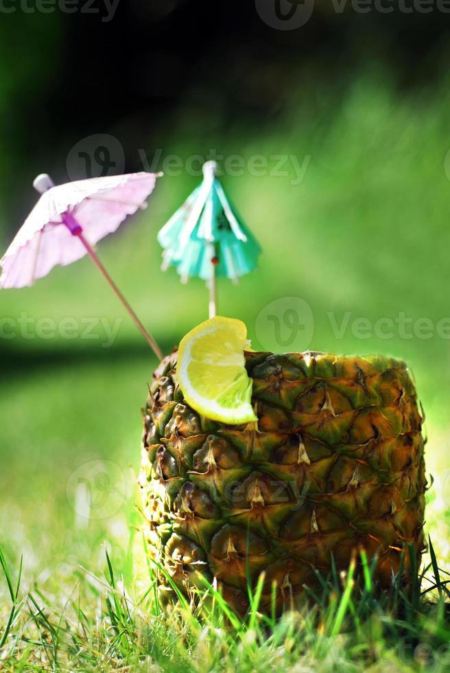 Ananasgetränk foto