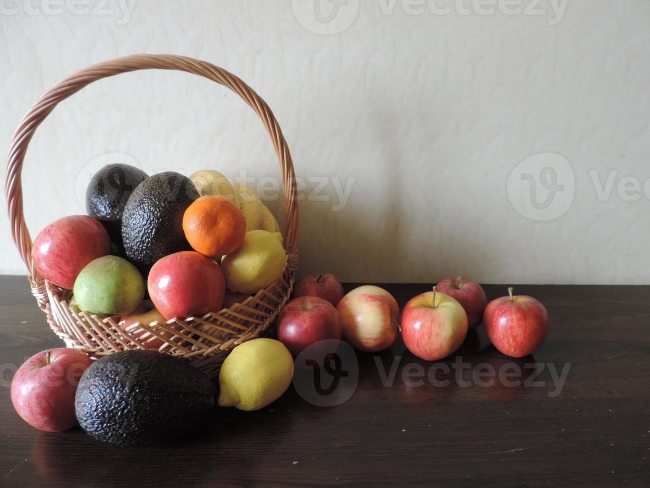 Früchtekorb foto