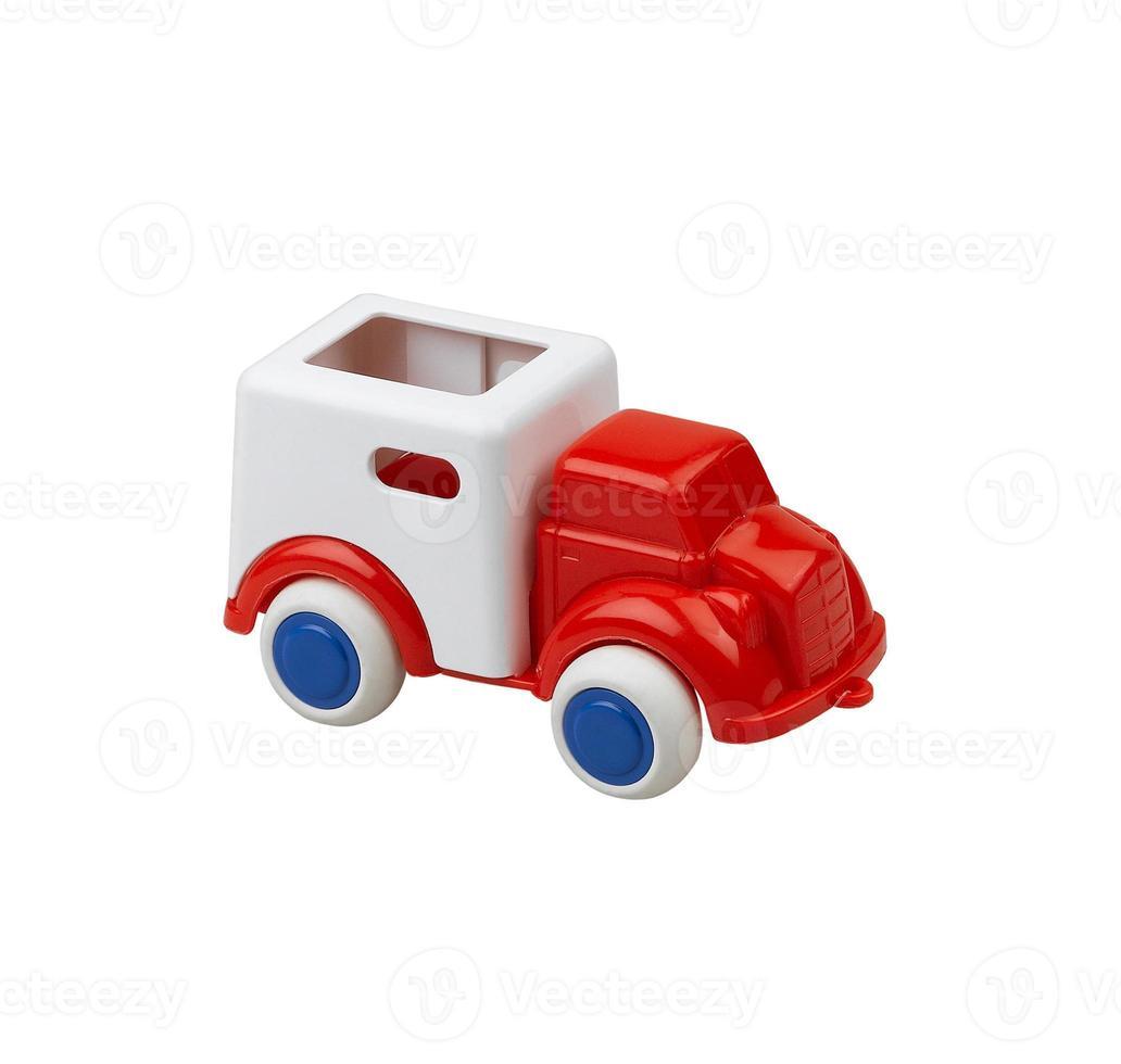 Spielzeuglastwagen foto