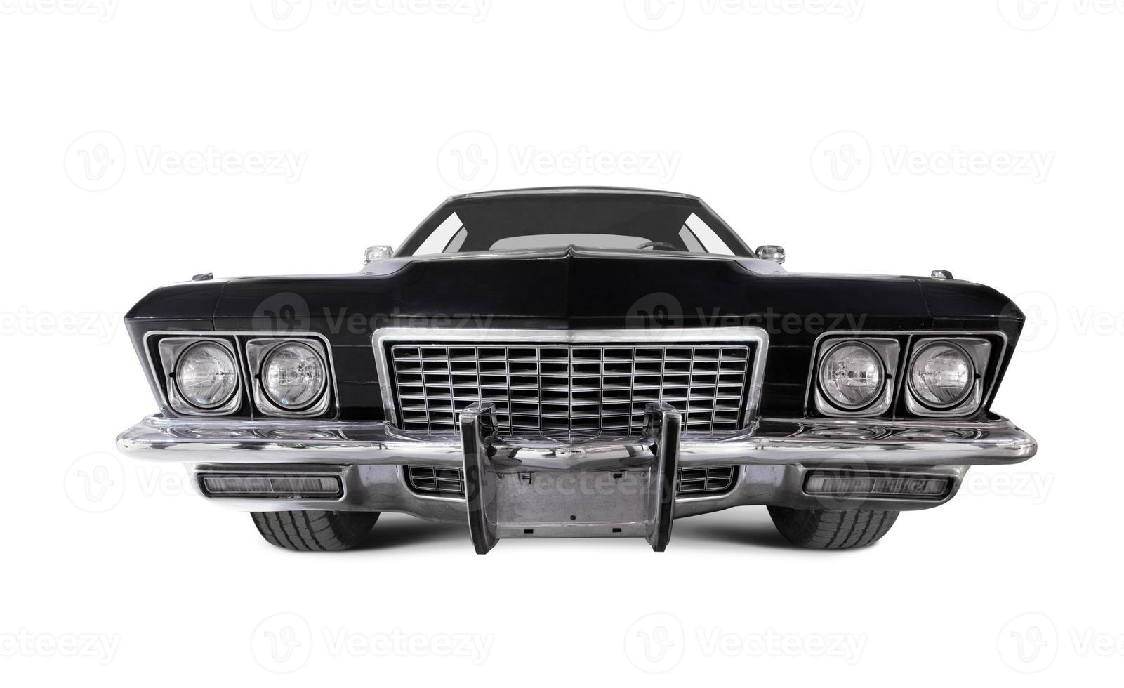 klassisches amerikanisches Auto foto