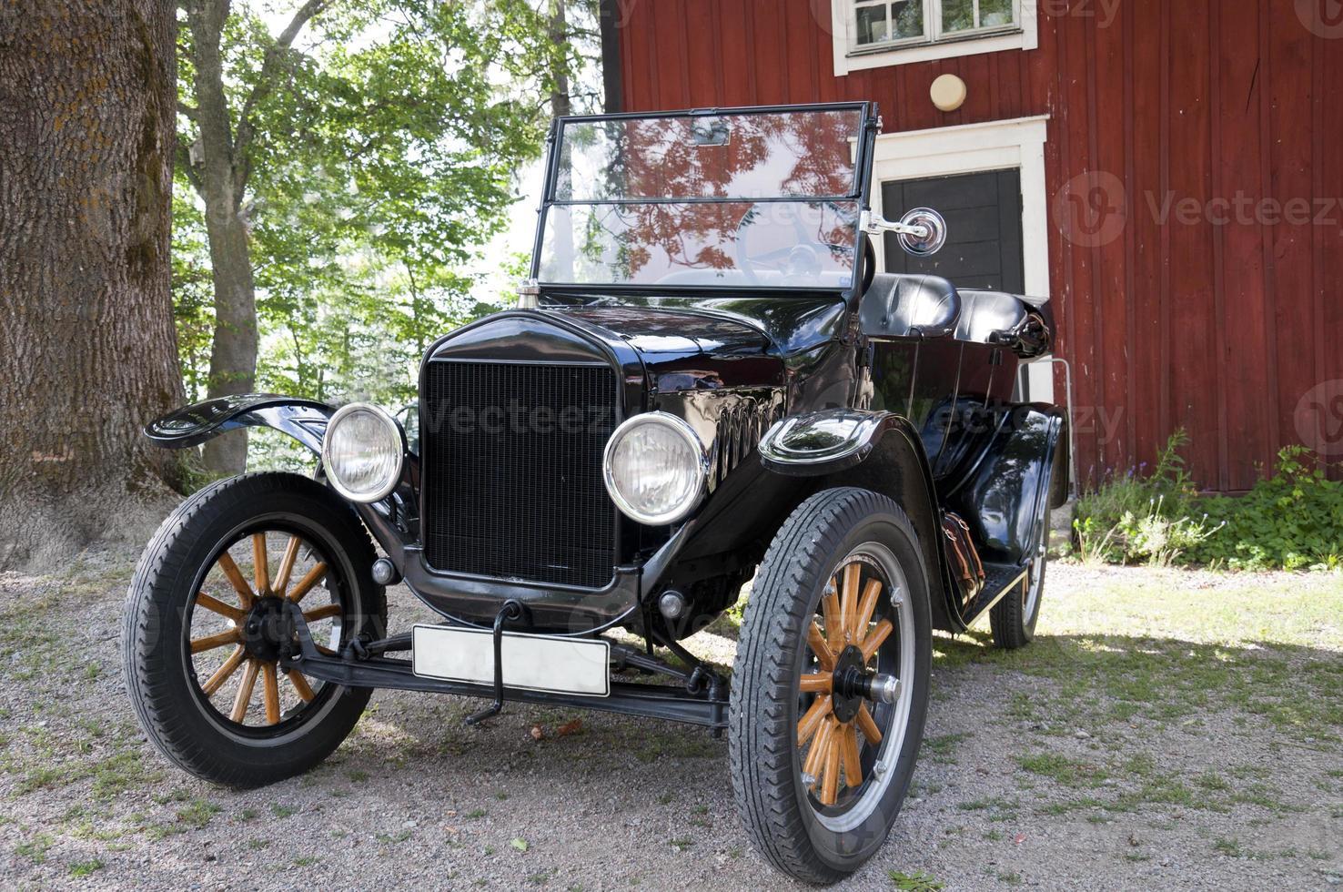 antikes Auto foto