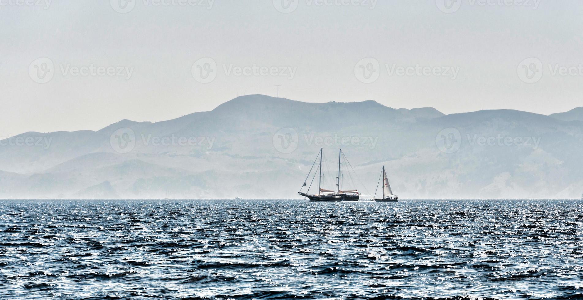 Segelboot foto