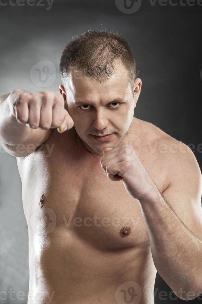 Mann Training foto
