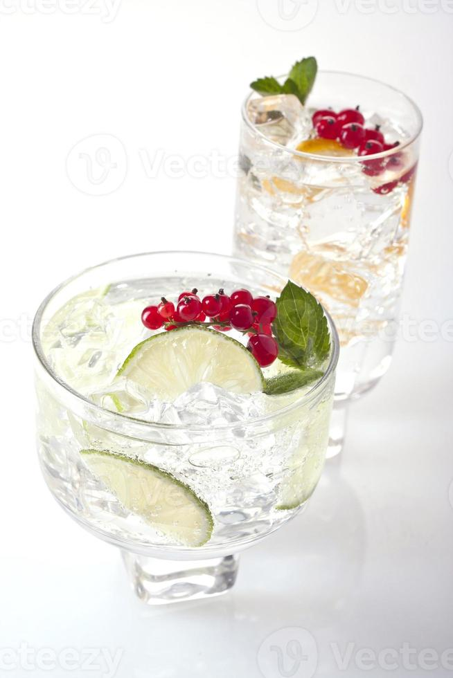 zwei Getränke foto