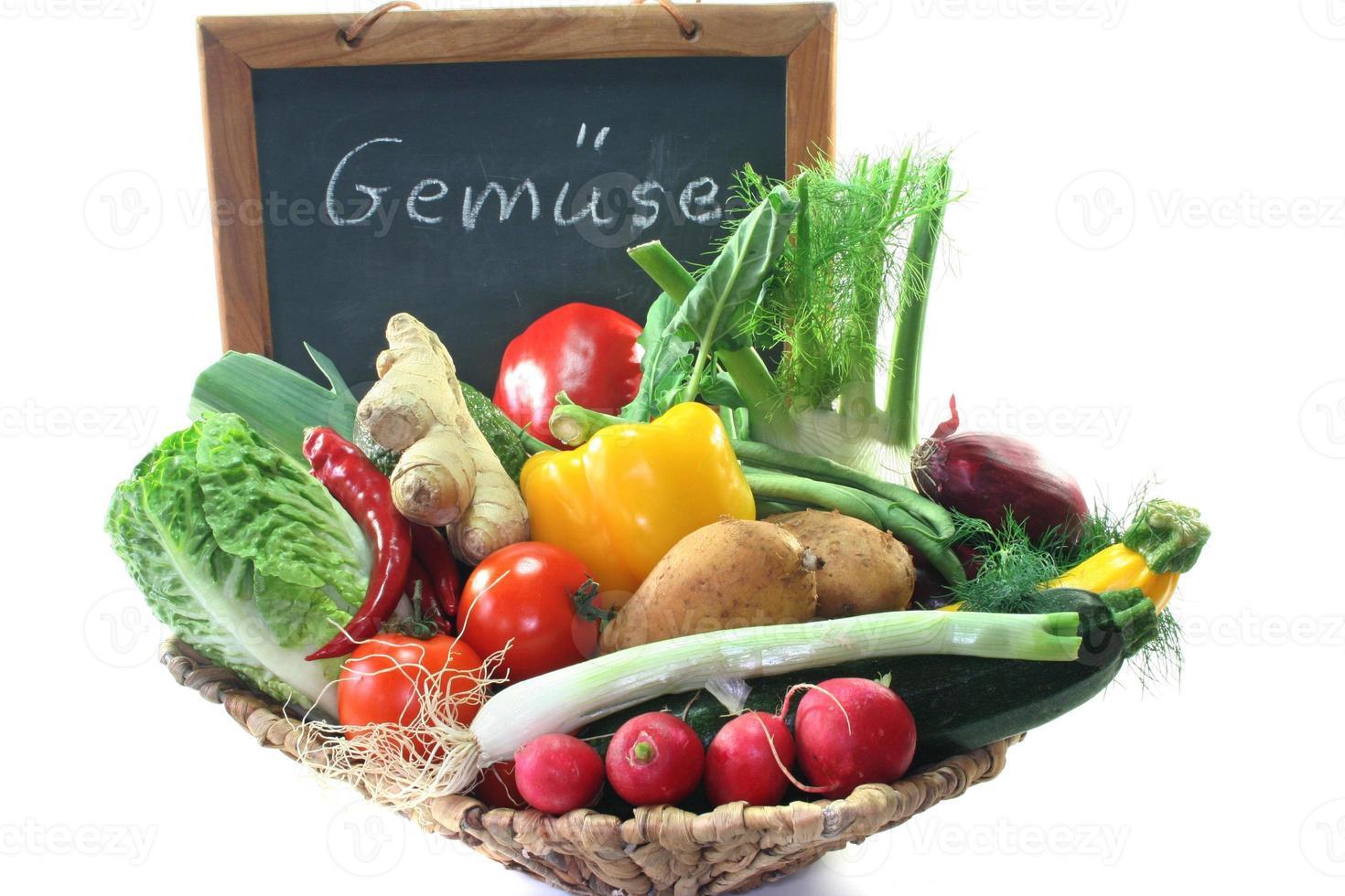 Gemüsemarkt foto