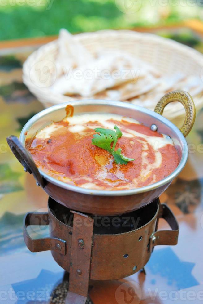 indische Küche foto