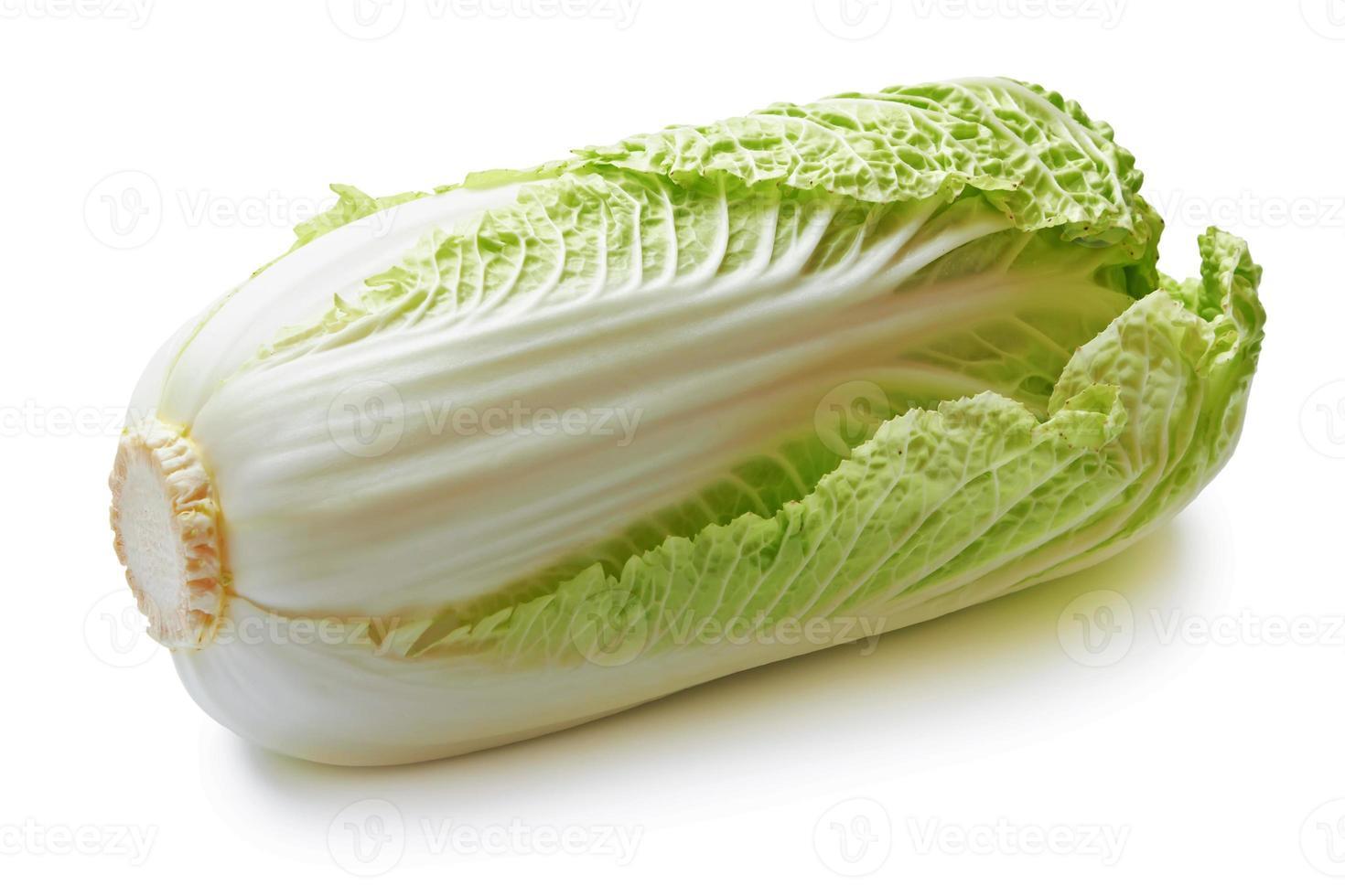 frischer roher Salat und Kräuter foto