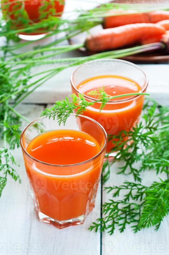 Gemüsesaft foto