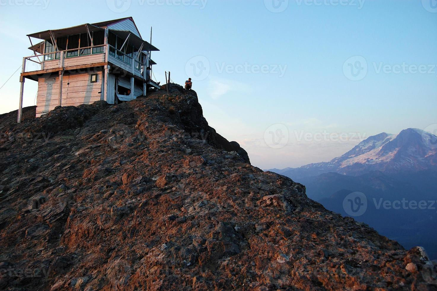 High Rock Wildfire Lookout foto