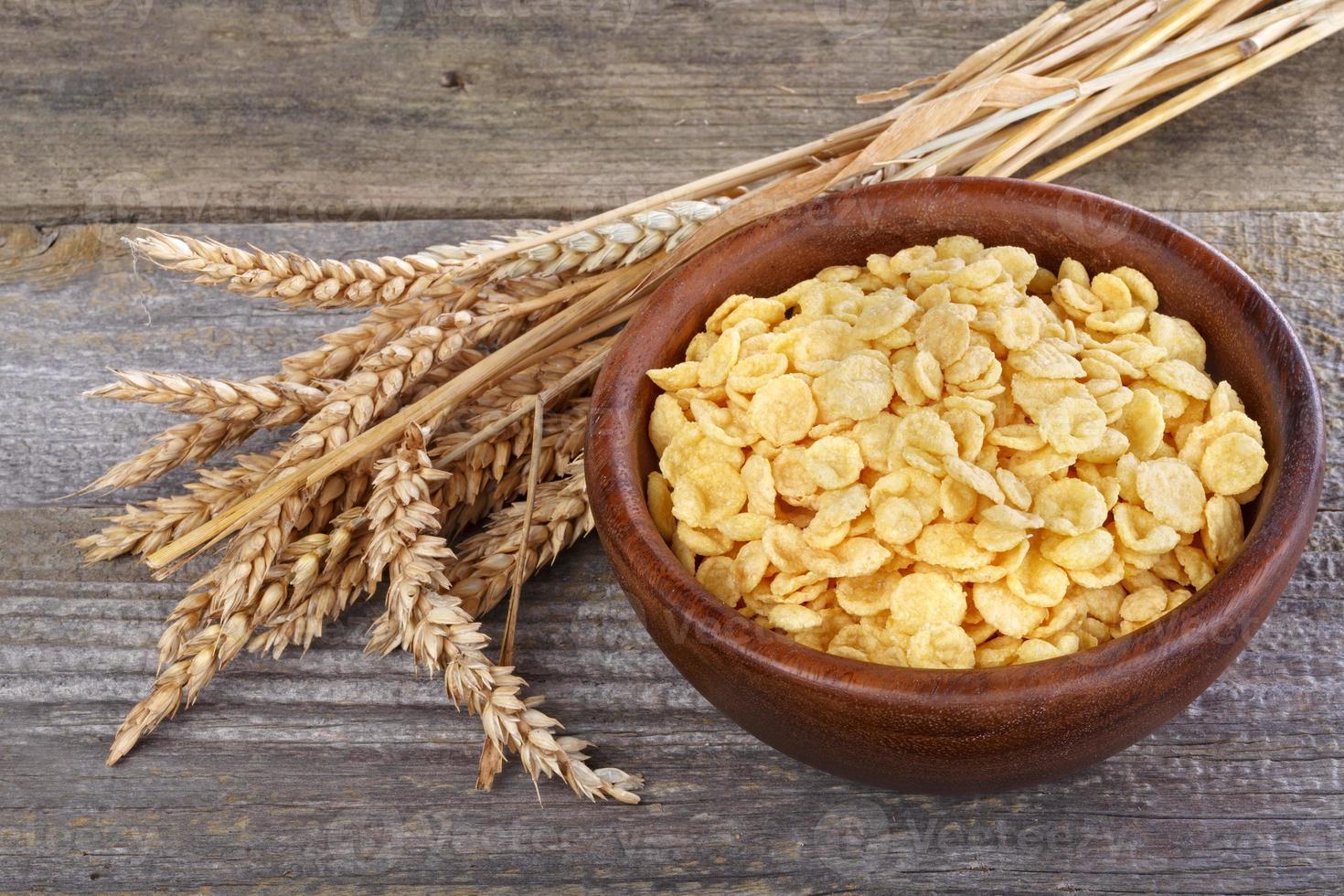 Cornflakes foto