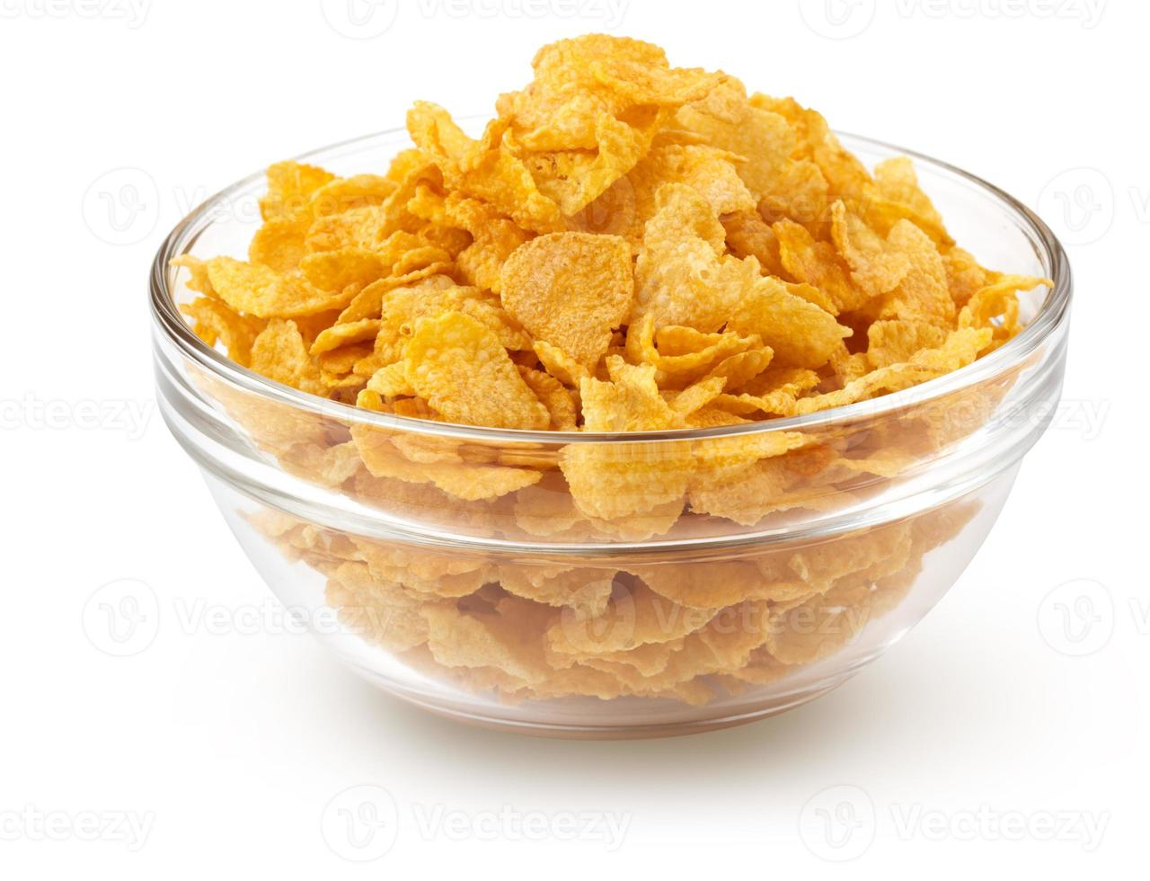 knusprige Cornflakes foto