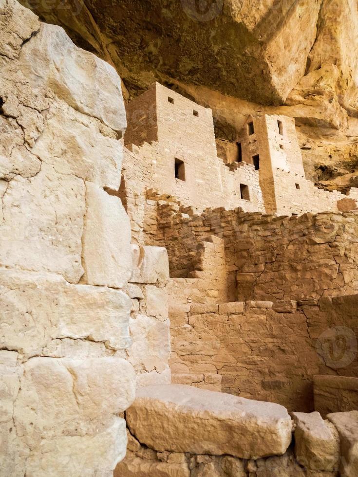 Mesa Verde Ruinen foto
