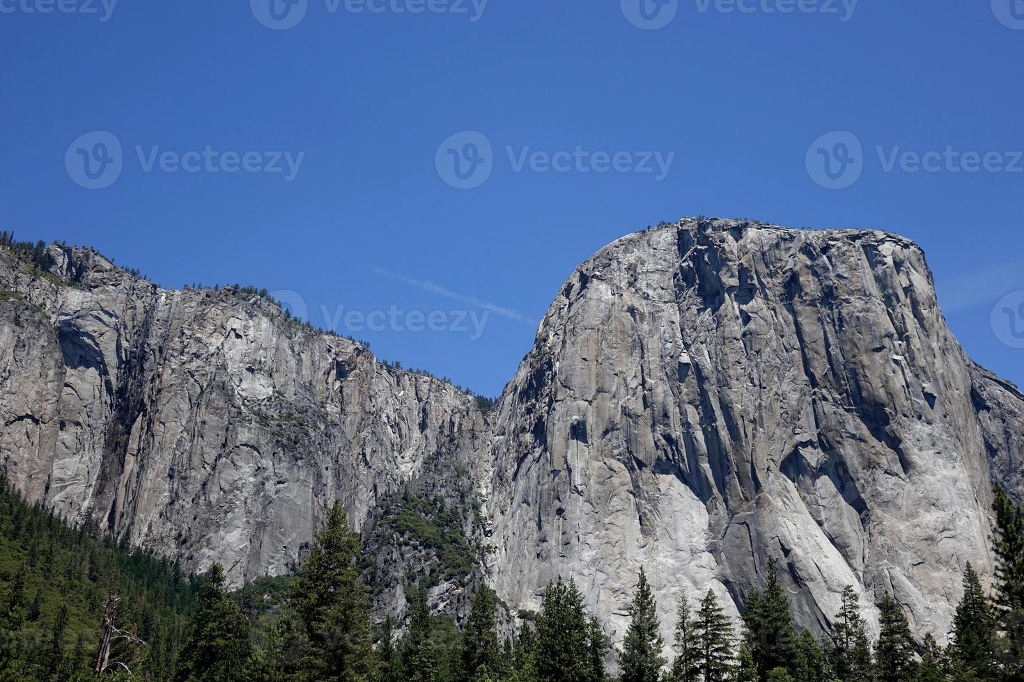 El Capitan - Yosemite Nationalpark foto
