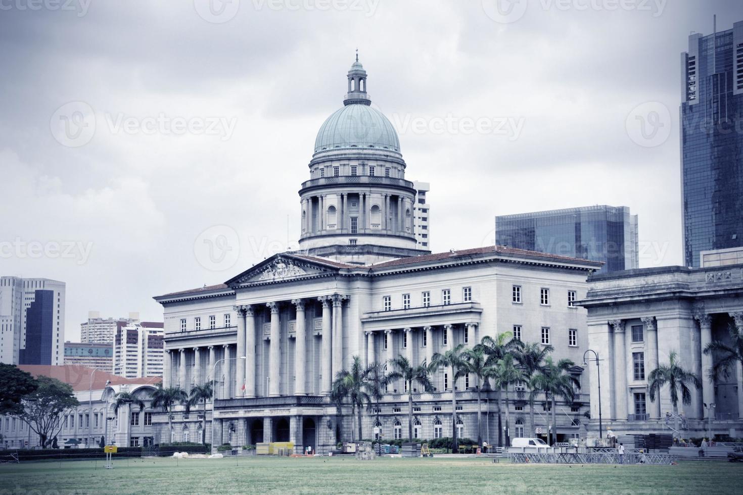 Singapur Stadt foto