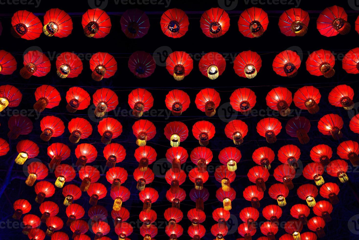 Chinesische Lampe foto