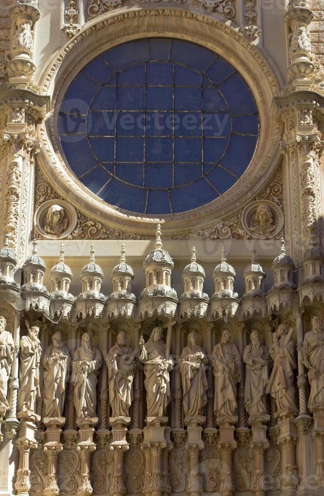 Basilikafassade foto