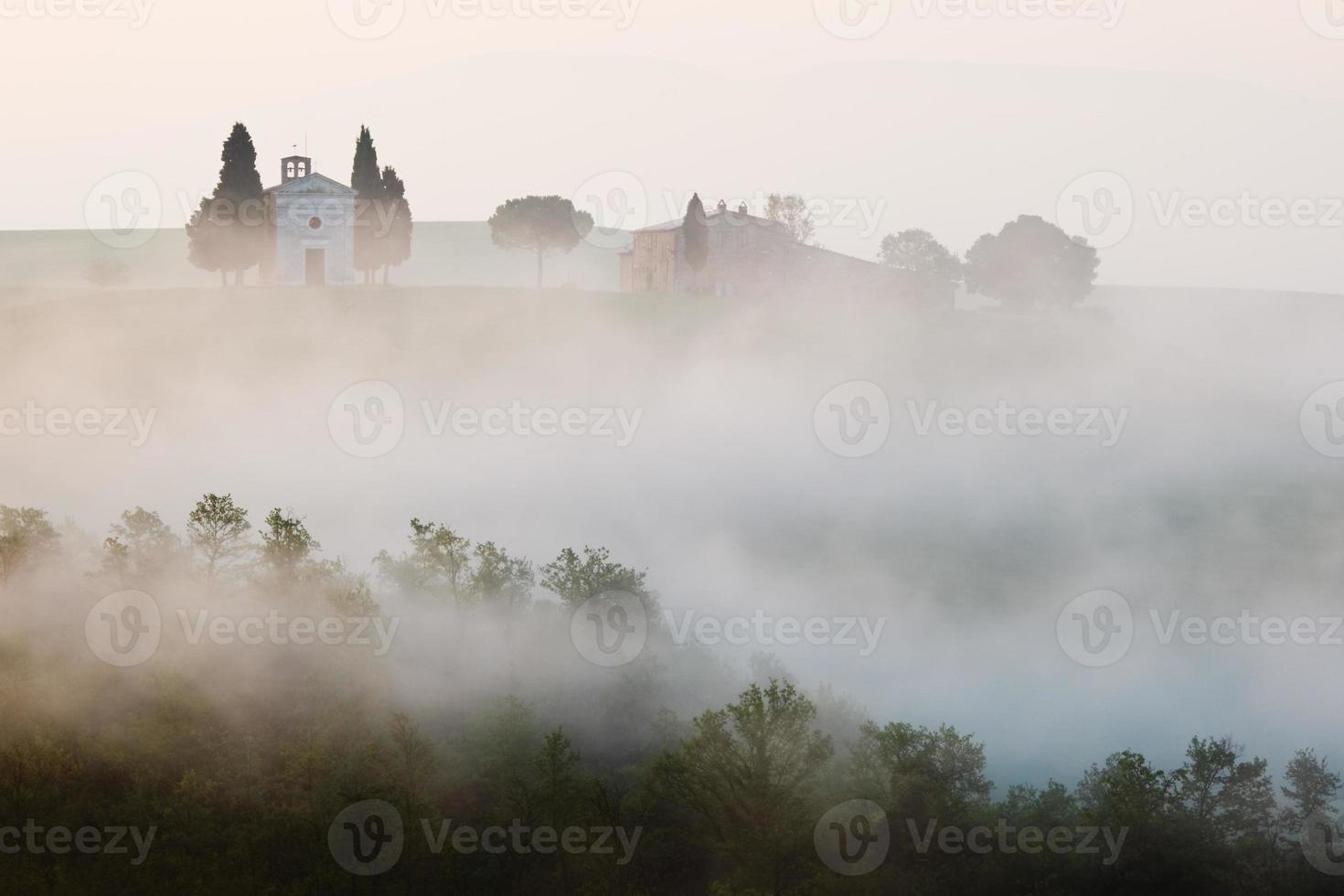 toskanische Landschaft foto