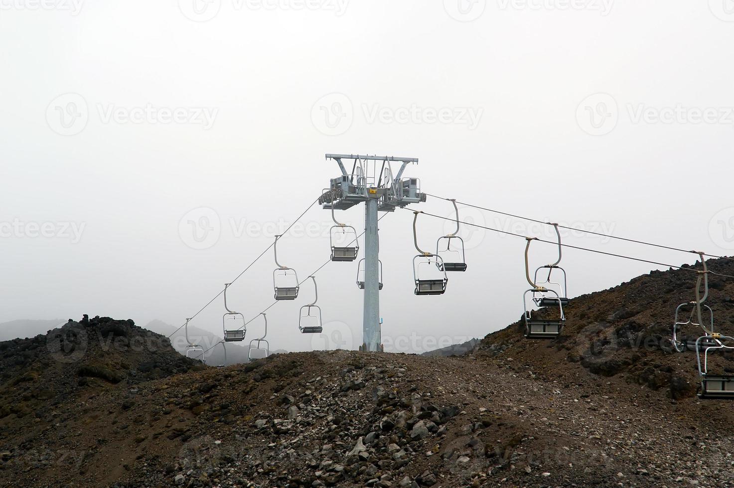 Ätna Vulkan Landschaft foto