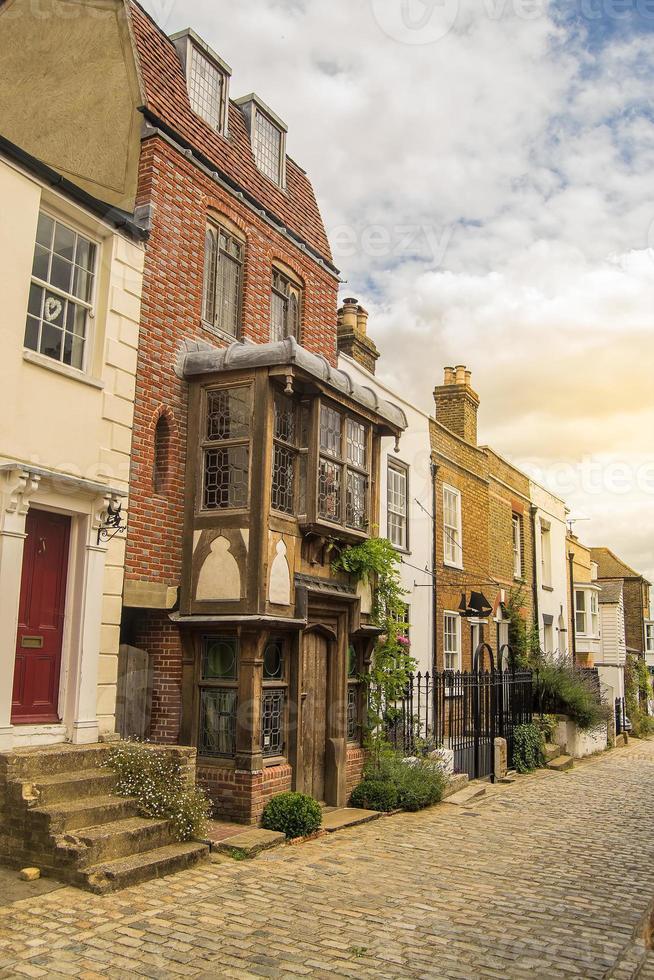 englische Häuser foto