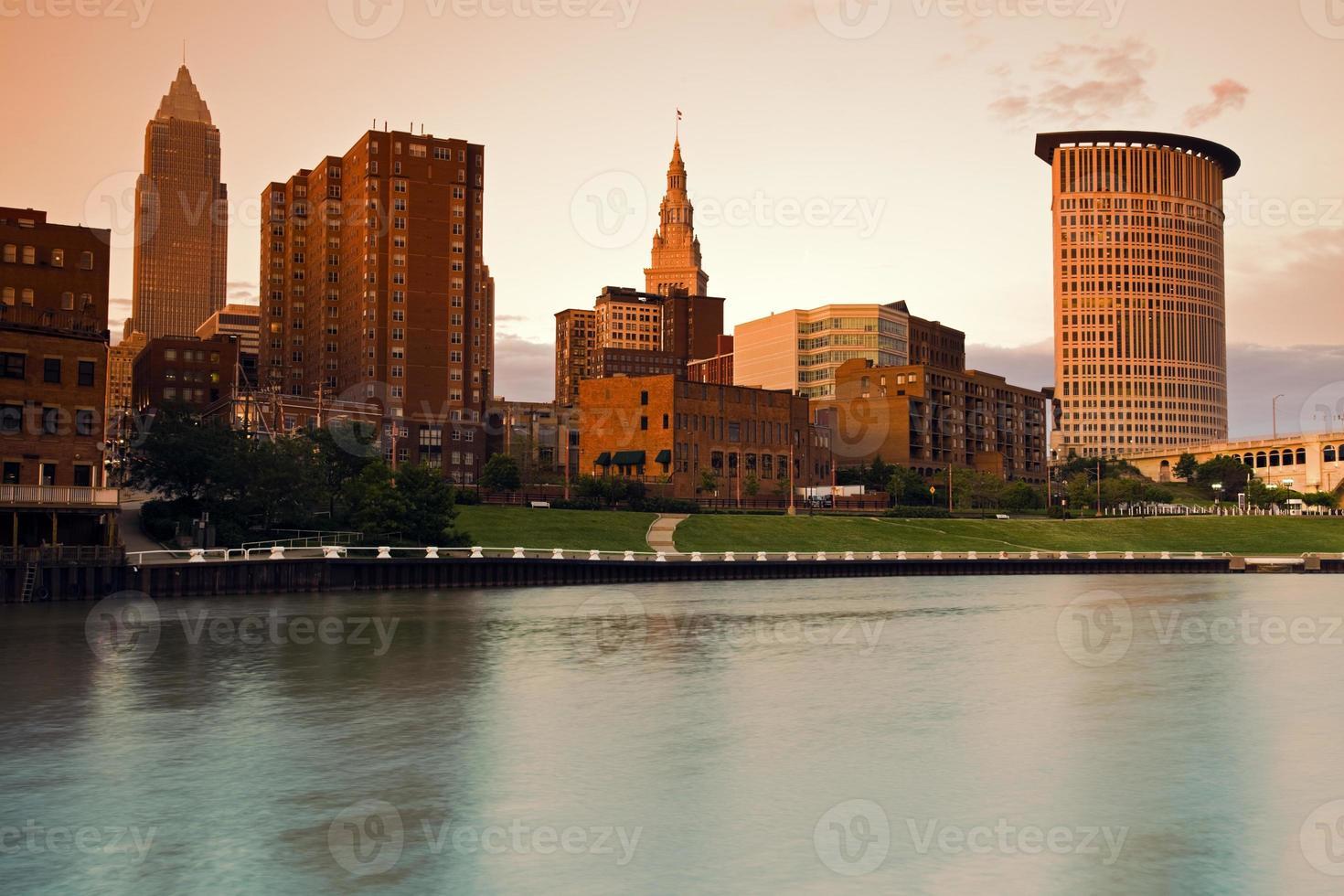 braunes Cleveland foto
