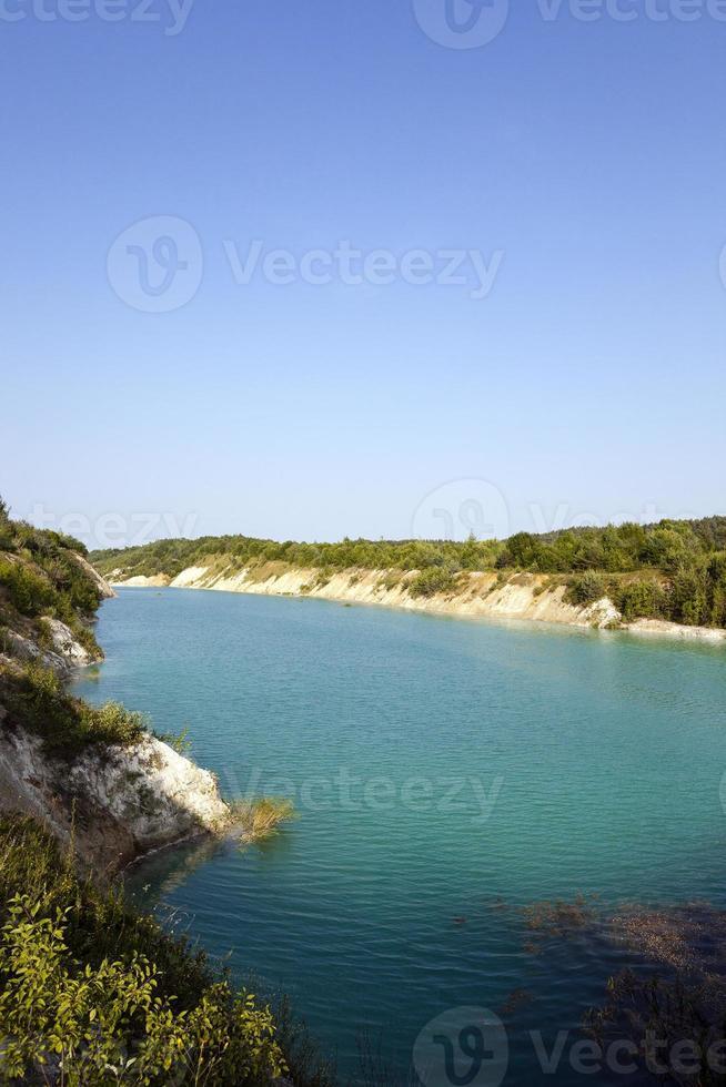 künstlicher See foto