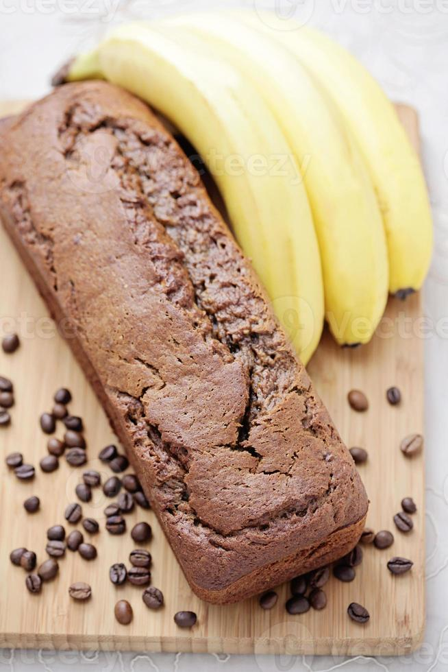 Bananenbrot foto
