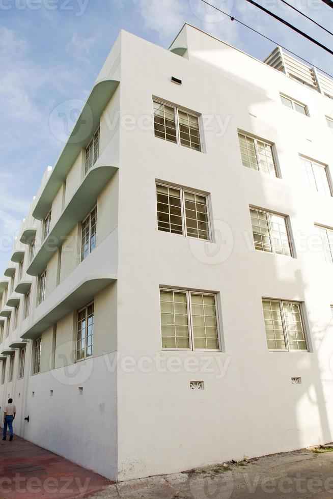 Art-Deco-Gebäude foto