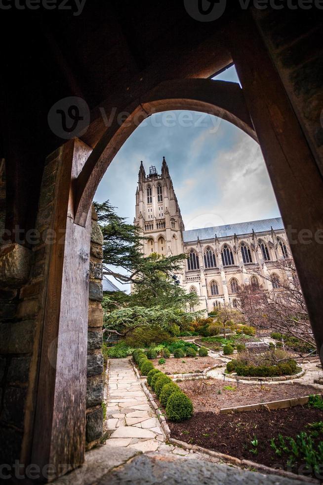 Washington DC National Cathedral foto
