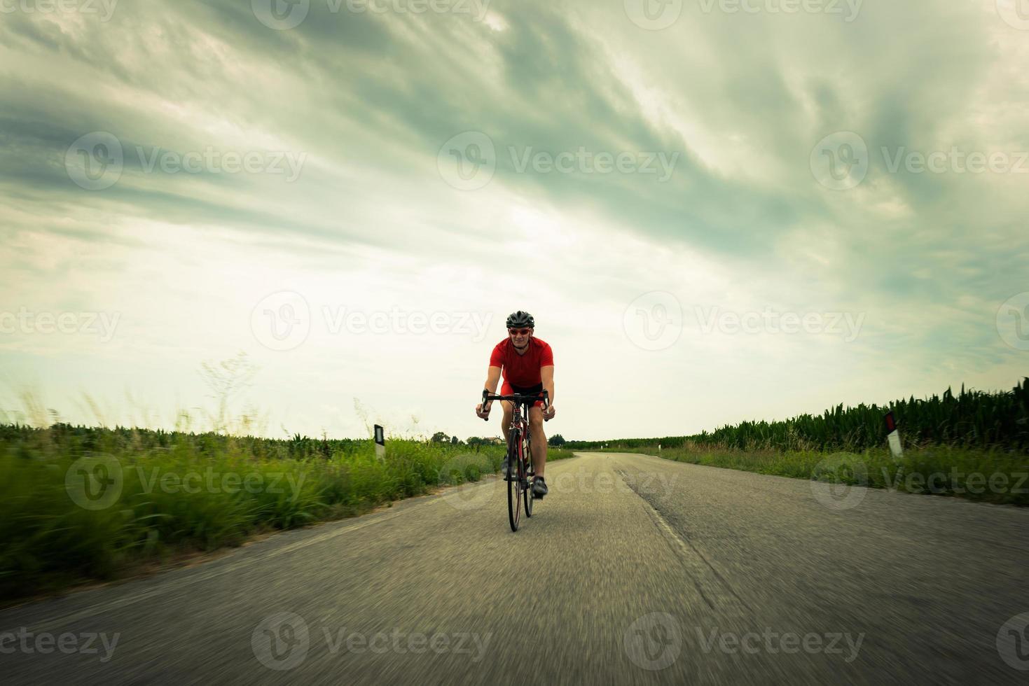 Radfahrer foto