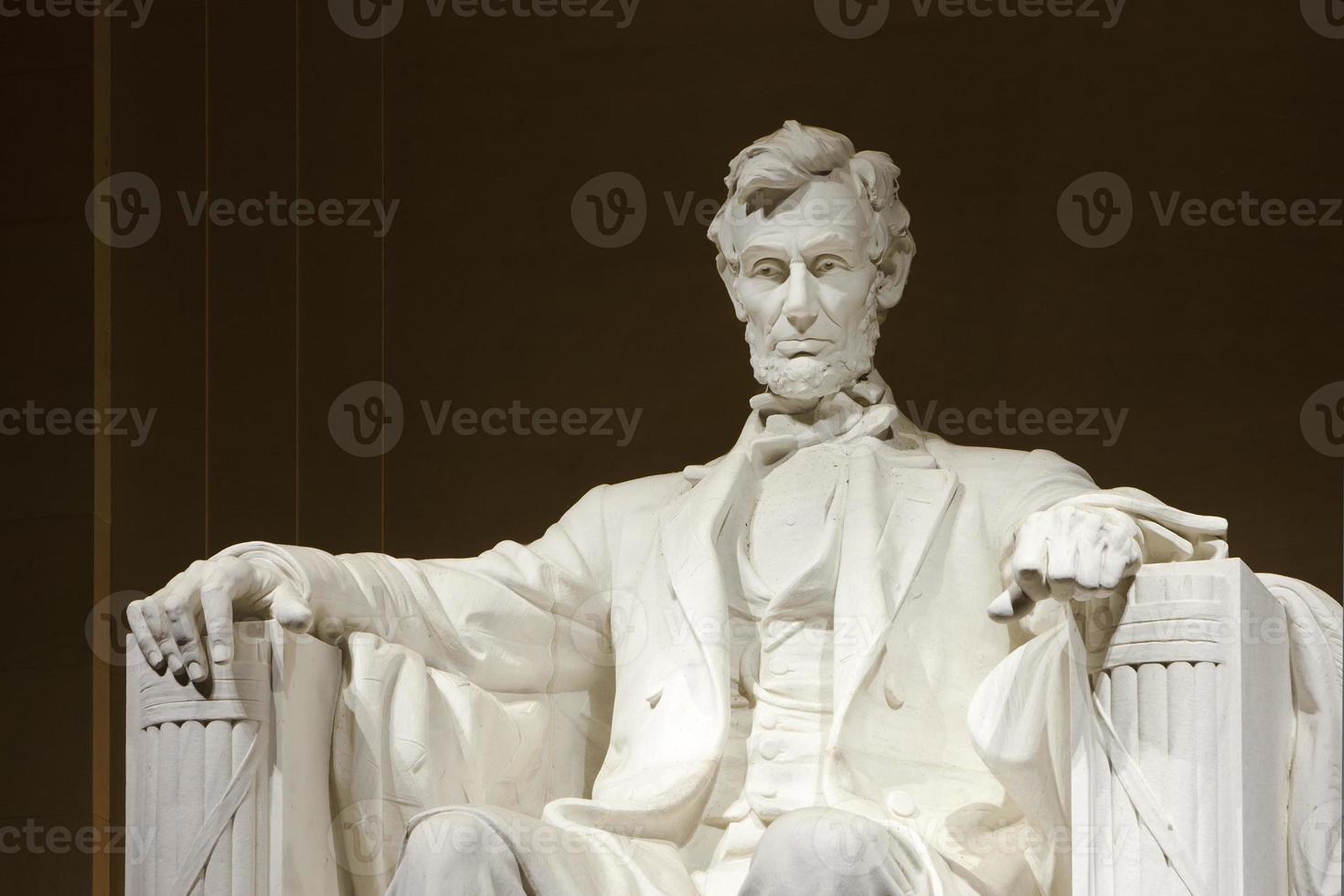 Lincoln Memorial Statue foto