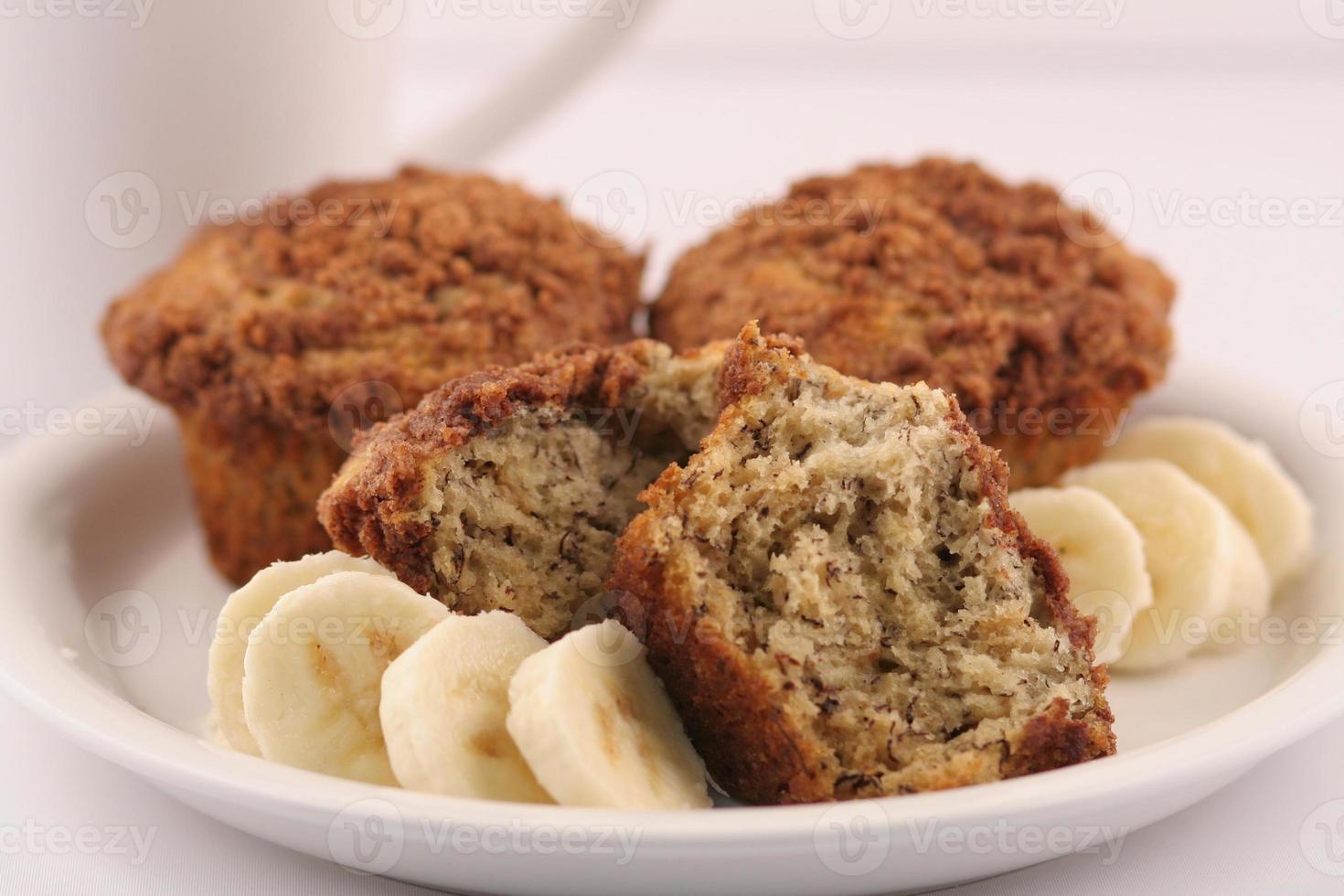 Bananen Muffins foto
