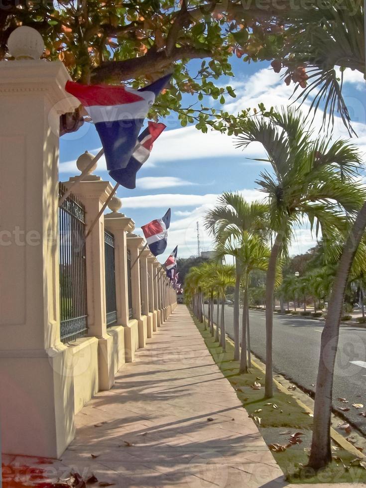Santo Domingo Straße foto