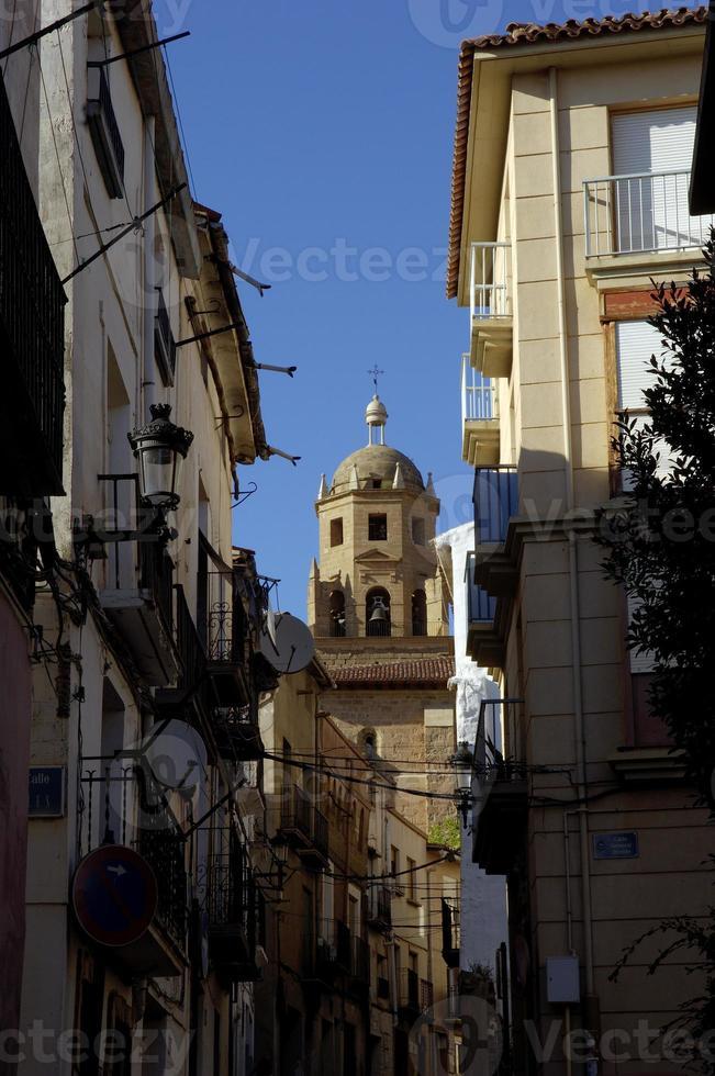 Santo Domingo, Arnedo, La Rioja, Spanien foto