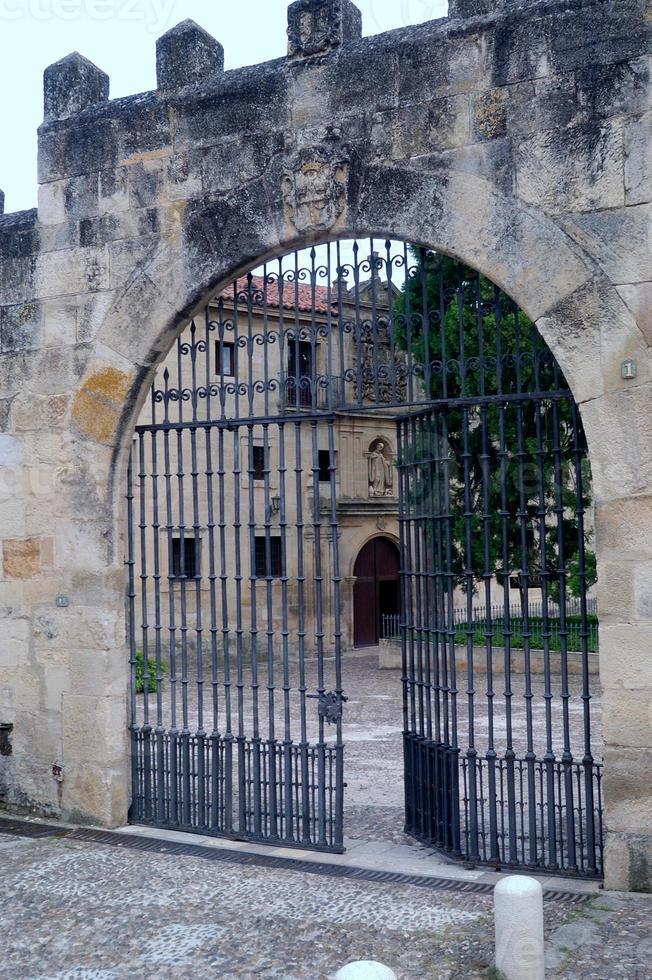 Santo Domigo de Silos, Burgos, España foto